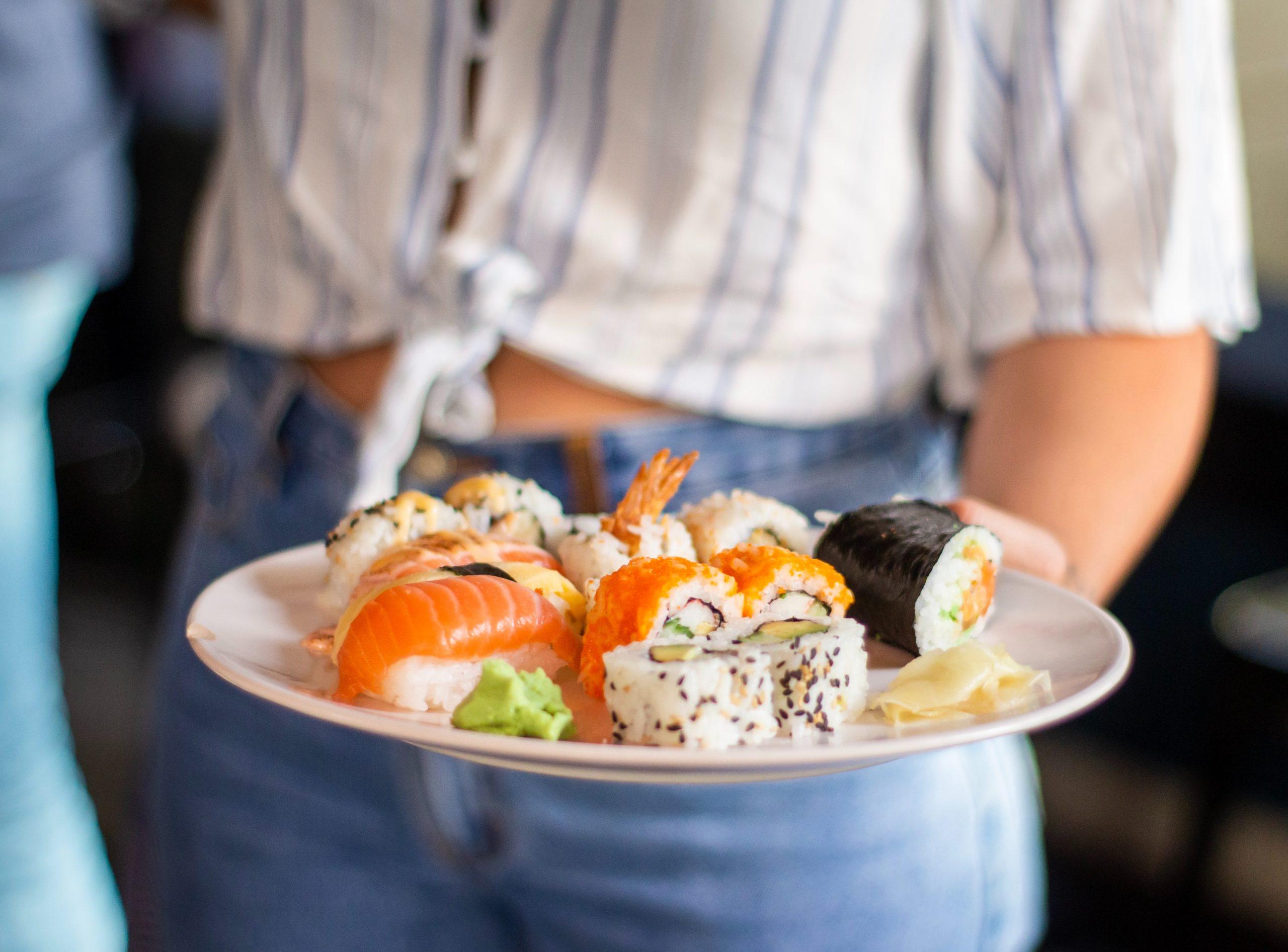 kaiten sushi buffet chile