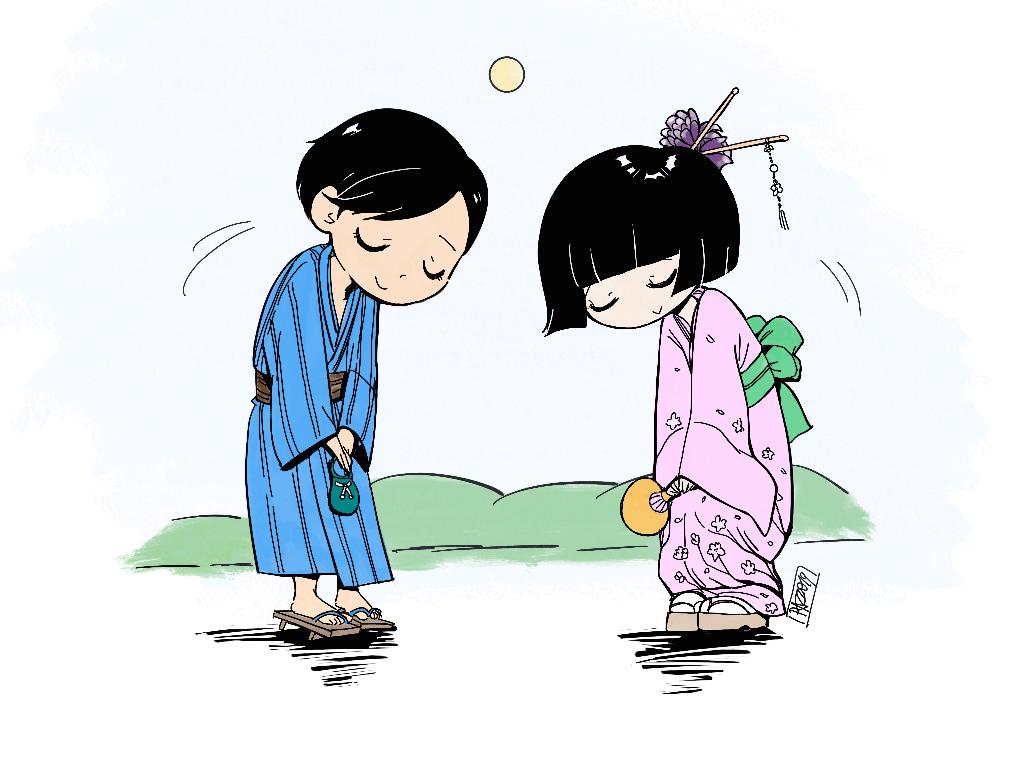 saludos japoneses 2019