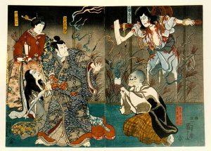Japón y lo sobrenatural