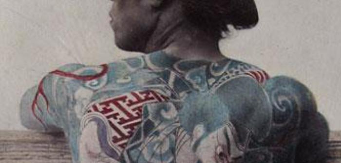 El estigma del tatuaje tradicional japonés y sus vínculos con la Yakuza