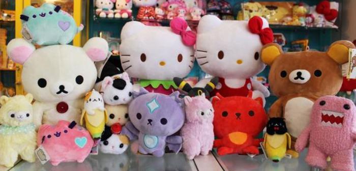 El poder kawaii: el culto de lo adorable en Japón
