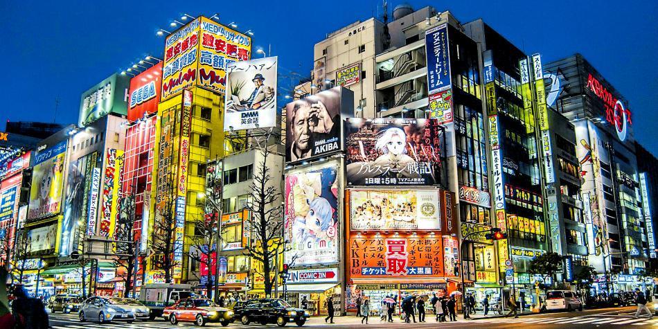 la cultura popular japonesa en akihabara