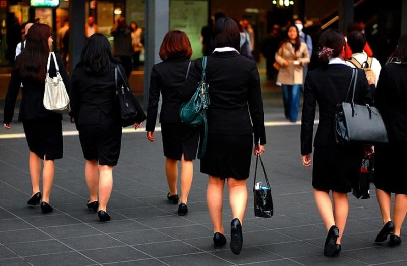 la mujer japonesa en el mercado laboral