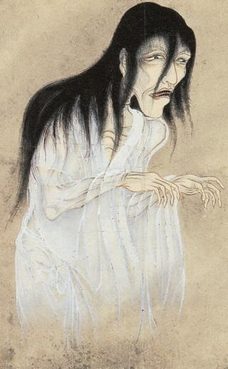 yurei los fantasmas japoneses