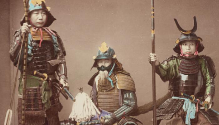 historia samurai japon